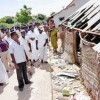 Dalits attacked by Caste Hindus