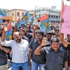 Protest against untouchability at eatery