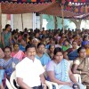 Dalits stage demonstration over land issue